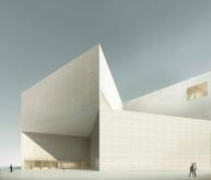 赫尔辛基古根汉姆美术馆竞赛方案(设计:th
