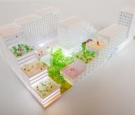 斯特拉斯堡综合体建筑竞赛方案(设计:hhf