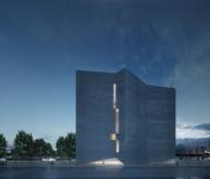 圣马洛航海历史博物馆竞赛方案(设计:aire
