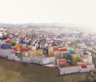 地拉那mangalem 21建筑规划方案(设计:OMA