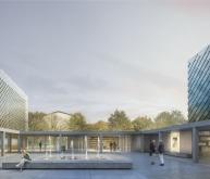 伊万卡尼奥里卡新文化行政中心建筑竞赛方案