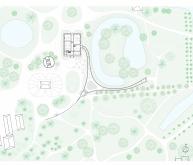 tytsjerk玻璃游客中心公园(设计:maks . i