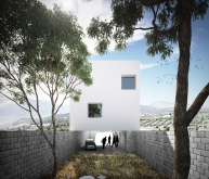 哈恩卡萨住宅(设计:serrano + baquero)