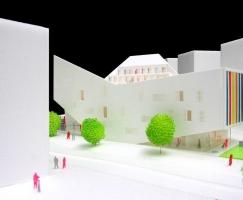 伊拉莉莉青年中心竞赛设计(设计:JDS arch