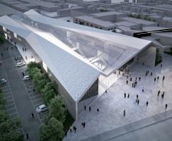 法国特鲁瓦商业学校方案(设计:SCAU Archi