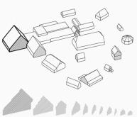 迪普霍尔茨kreismuseum syke建筑竞赛方案(