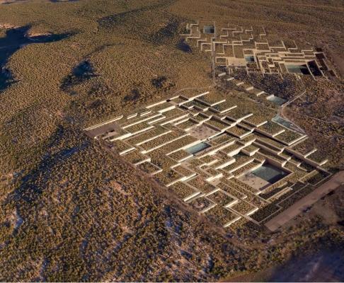 Hellín罗萨莱斯采石场景观生态恢复(设计:S.S.S.)