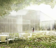 图尔奈美术馆建筑竞赛方案(设计:aires ma