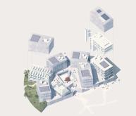 赫塔费大学校园重建建筑竞赛方案(设计:af