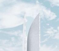 山东日照白鹭湾谷之教堂建筑竞赛方案(设计