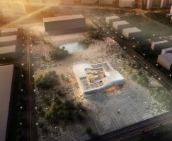 大邱庄文化中心 DQZ Cultural Center(设计