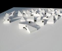 西班牙 de la vega baja博物馆概念竞赛方案