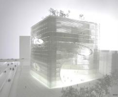 TEK大厦竞赛方案(设计:BIG 建筑事务所 )