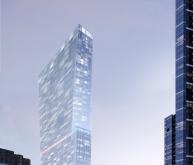 墨尔本南岸大厦竞赛方案(设计:OMA)