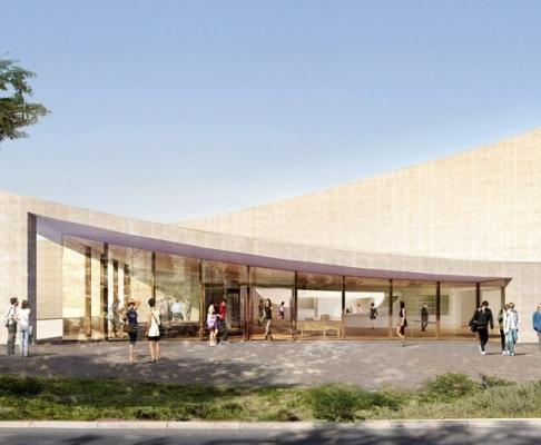 以色列国立图书馆(Herzog & de Meuron)