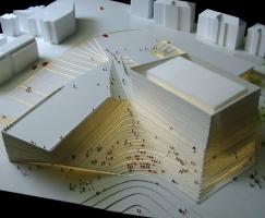斯塔万格音乐厅建筑竞赛设计--STA / STAVAN