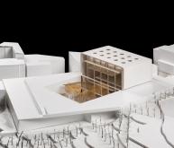 基辅dignity博物馆更新建筑竞赛方案(设计