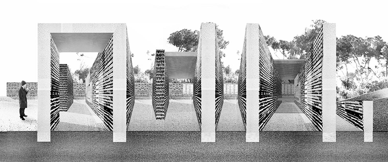 Navazo-.-Larizgoitia-.-Entrance-Pavilion-at-the-Crypt-in-Colonia-Güell-.-Santa-.jpg