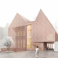 吕贝克buddenbrookhaus新博物馆建筑竞赛方案(设计:tmh)