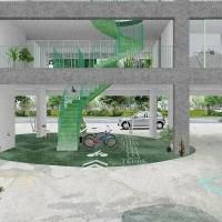 波尔多学生公寓竞赛方案(设计:np2f)