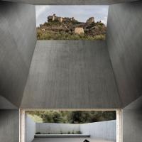 罗卡斯卡莱格纳天文台建筑竞赛方案(设计:ruffi giandonati)