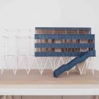 慕尼黑技术大学竞赛方案(设计:lou hofmann)