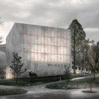 日内瓦自然历史博物馆竞赛方案(设计:MAK)