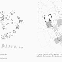 迪普霍尔茨kreismuseum syke建筑竞赛方案(设计:bartscher)