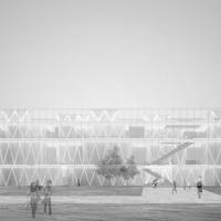 赫尔辛基中央图书馆竞赛设计(设计: Microcities)