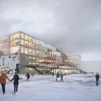 哥德堡magasin 113建筑竞赛方案(设计:MVRDV)