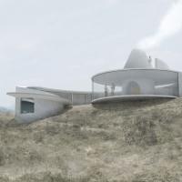 洛斯维洛斯Ochoquebradas建筑竞赛方案(设计:atelier bow wow)