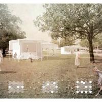 里斯本广场模块化凉亭建筑竞赛二等奖作品(设计:fcma)
