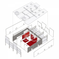 迪拜Alserkal 街艺术区混凝土盒子(设计:OMA)