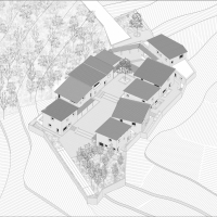 天全县新场乡中心幼儿园建筑(设计:大舍)