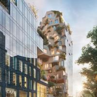 阿姆斯特丹山谷建筑竞赛(设计:mvrdv)