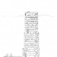 奥斯陆峡湾港口建筑竞赛方案(设计:reiulf ramstad . c.f )
