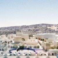 利勒斯特罗姆europan 14 建筑竞赛方案(设计:lcla . pitsillidou)