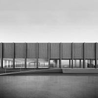 阿彭策尔新室内泳池建筑竞赛方案(设计:waldrap)