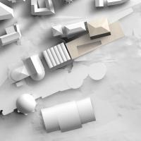 巴登维勒仙后温泉建筑竞赛获奖方案(设计:marte marte)