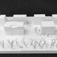 日内瓦MSF运营中心竞赛方案(设计:steven holl . rüssli)