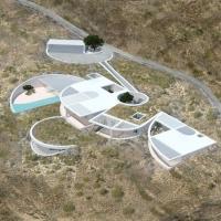 安堤帕罗铰链住宅(设计:so-il)
