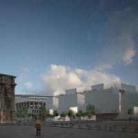 马赛新地中海城市领土研究所建筑竞赛(设计:aires mateus)