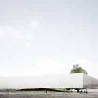 柏林二十世纪艺术博物馆建筑竞赛(设计:aires mateus)