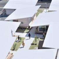 爱知县美滨公共住宅项目(设计:studio velocity)