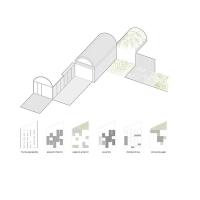 帕尔马柳维儿童活动中心建筑竞赛方案(设计:sol89)