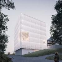 日内瓦自然历史博物馆扩建竞赛方案(设计:vázquez consuegra)