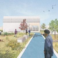布雷西亚监狱新社交空间建筑竞赛(设计:monaco . miccoli)