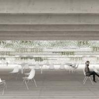 马德里卡洛斯三世生物科学院建筑竞赛(设计:alfredo paya)