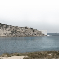 波尔图基底庇护所建筑竞赛方案(设计:nouhen . joliy)