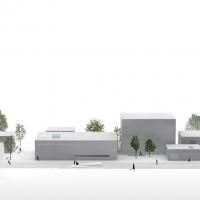 德绍包豪斯建筑竞赛方案(设计:shiro studio)